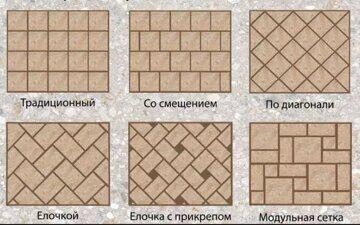 Варианты укладки плитки (3)